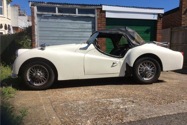 Triumph TR3 Classic Cars For Sale   Honest John