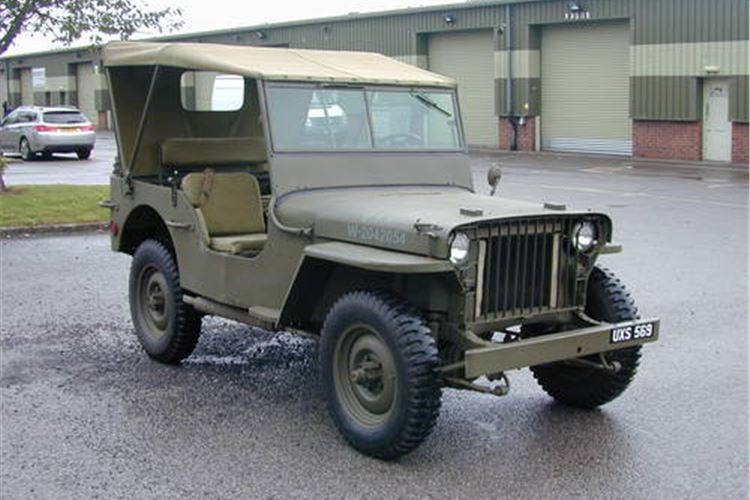 Jeep Willys Classic Cars For Sale   Honest John