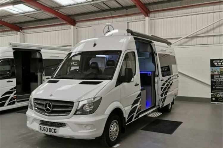 Used Mercedes Benz Sprinter Sport Campervans For Sale Honest John