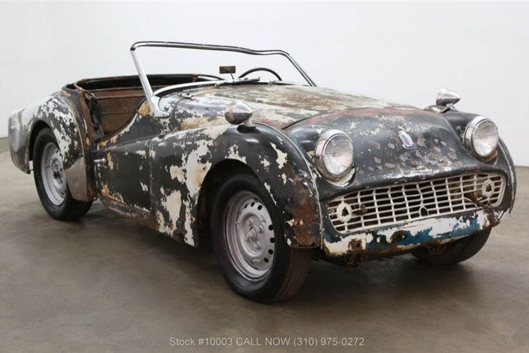 Triumph Tr3 1960s Classic Cars For Sale Classic Cars For Sale