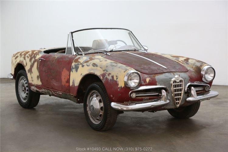 122 alfa romeo spider convertible classic cars for sale classic cars