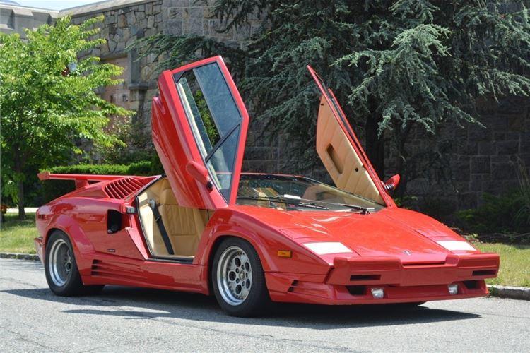 Lamborghini Countach Manual Classic Cars For Sale Classic Cars For