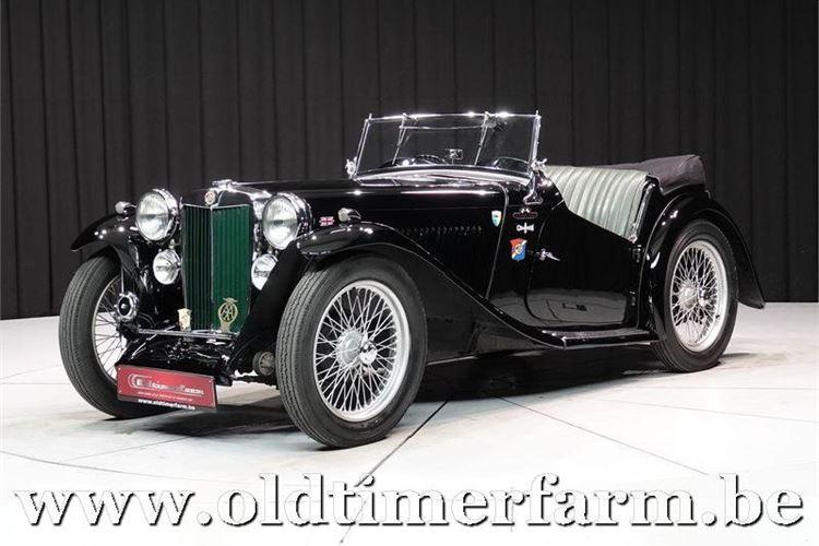 MG 1930s Classic Cars For Sale | Honest John