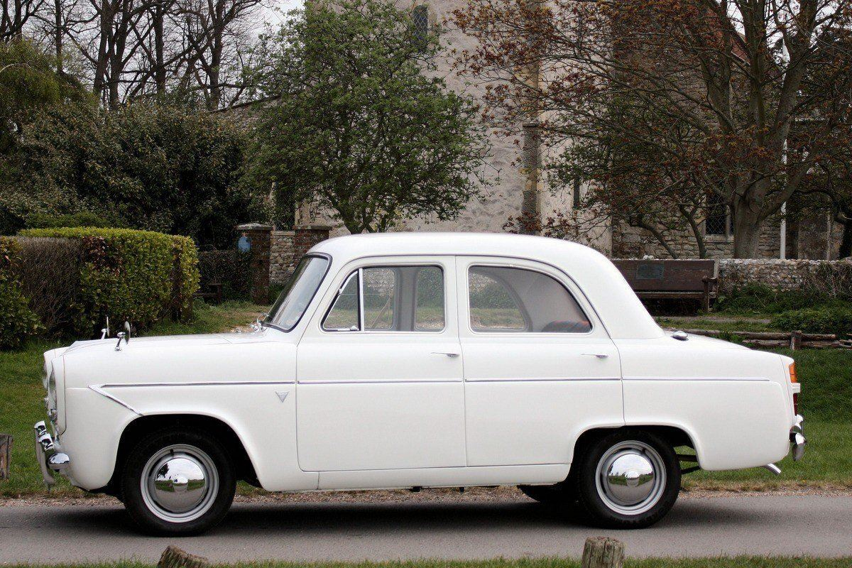 restored ford prefect for sale at bca honest john. Black Bedroom Furniture Sets. Home Design Ideas