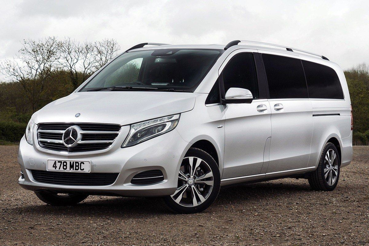 Mercedes benz v class 2015 van review honest john for Mercedes benz class 2015