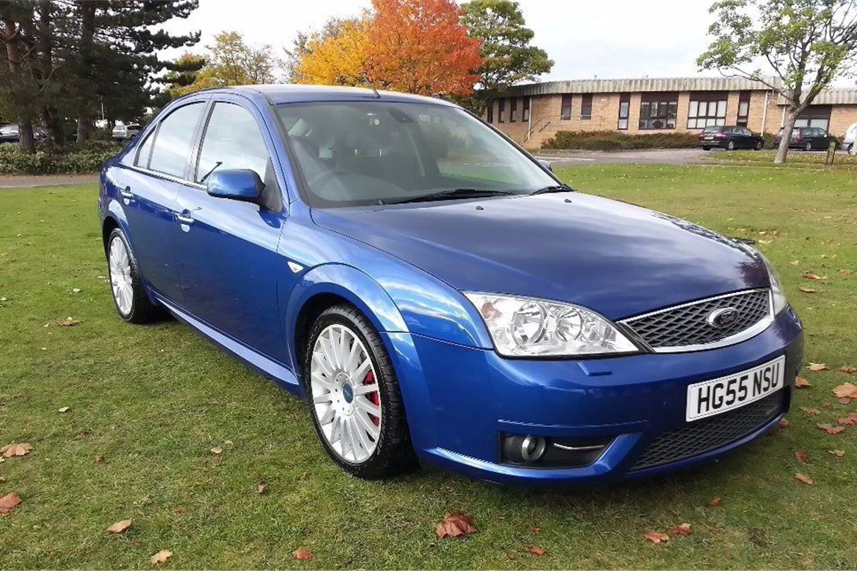 Five Grand Friday Ford Mondeo St 220 Motoring News