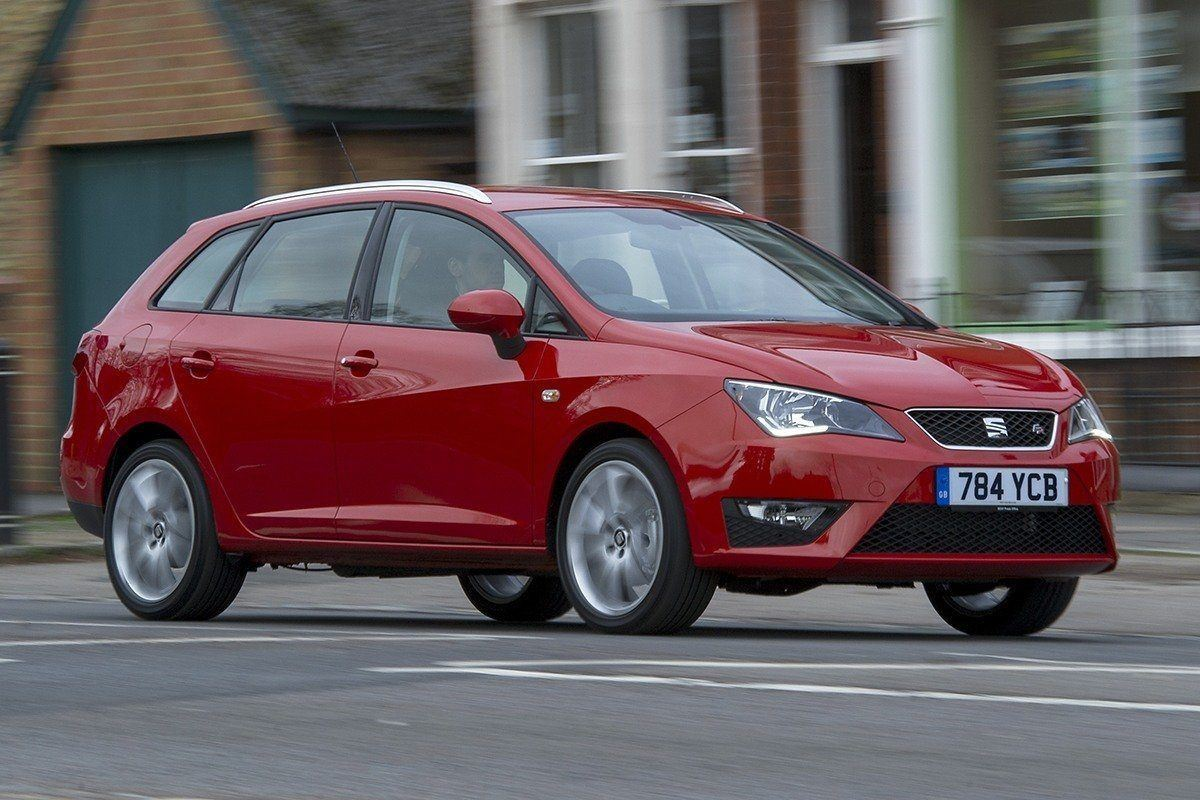 Business Car Lease Deals >> SEAT Ibiza ST 2010 - Car Review | Honest John