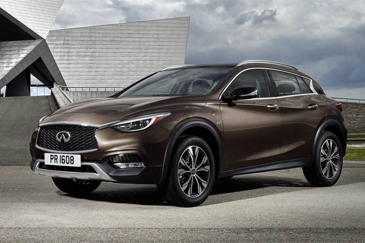 Infiniti Qx30 2016 Car Review Honest John