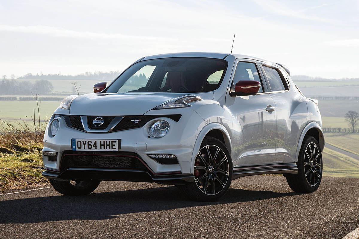 Nissan juke nismo rs 2015 road test road tests honest john for Nissan juke dauertest