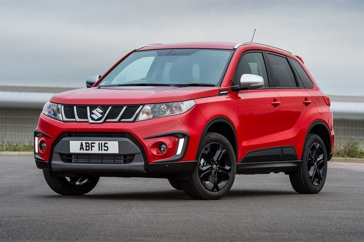 Suzuki Vitara 2015 Car Review Honest John