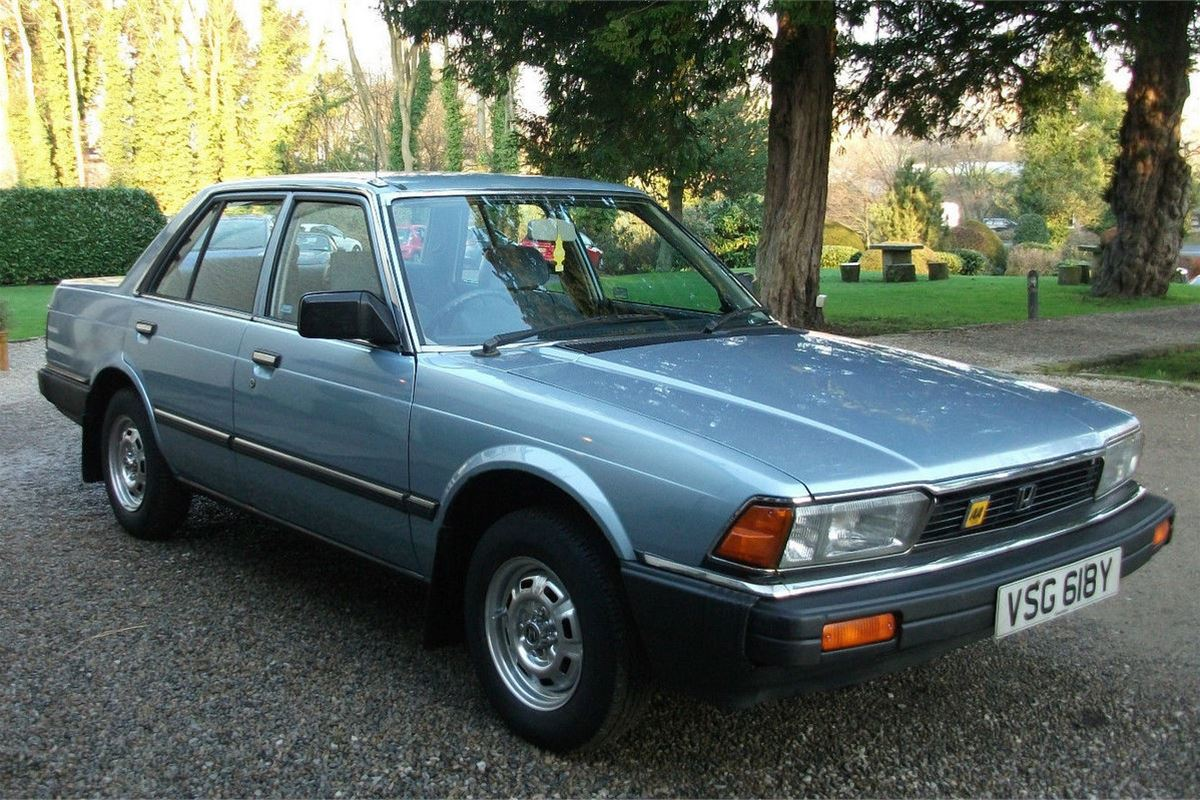 A Grand Monday Tidy 1983 Honda Accord 163 995 Honest John