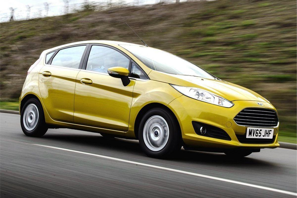 Deals ford fiesta