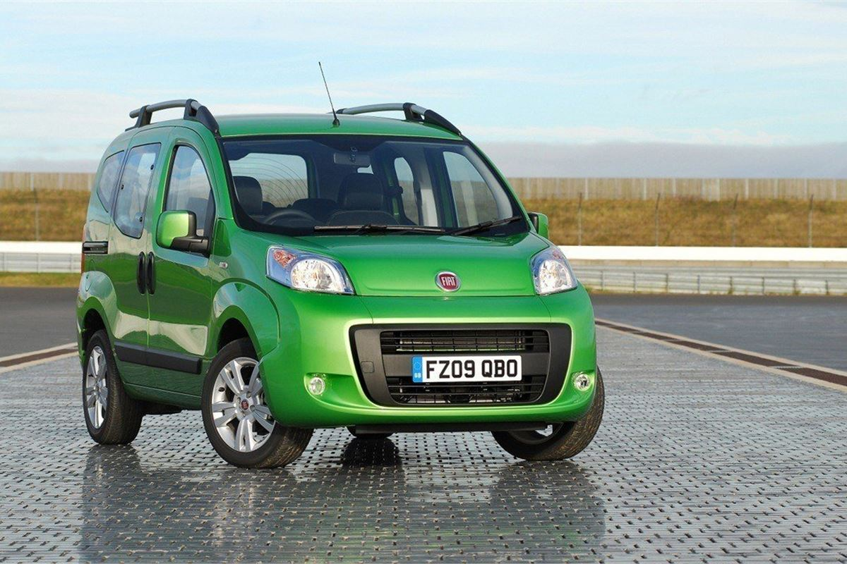 Fiat Qubo 2009 Van Review Honest John