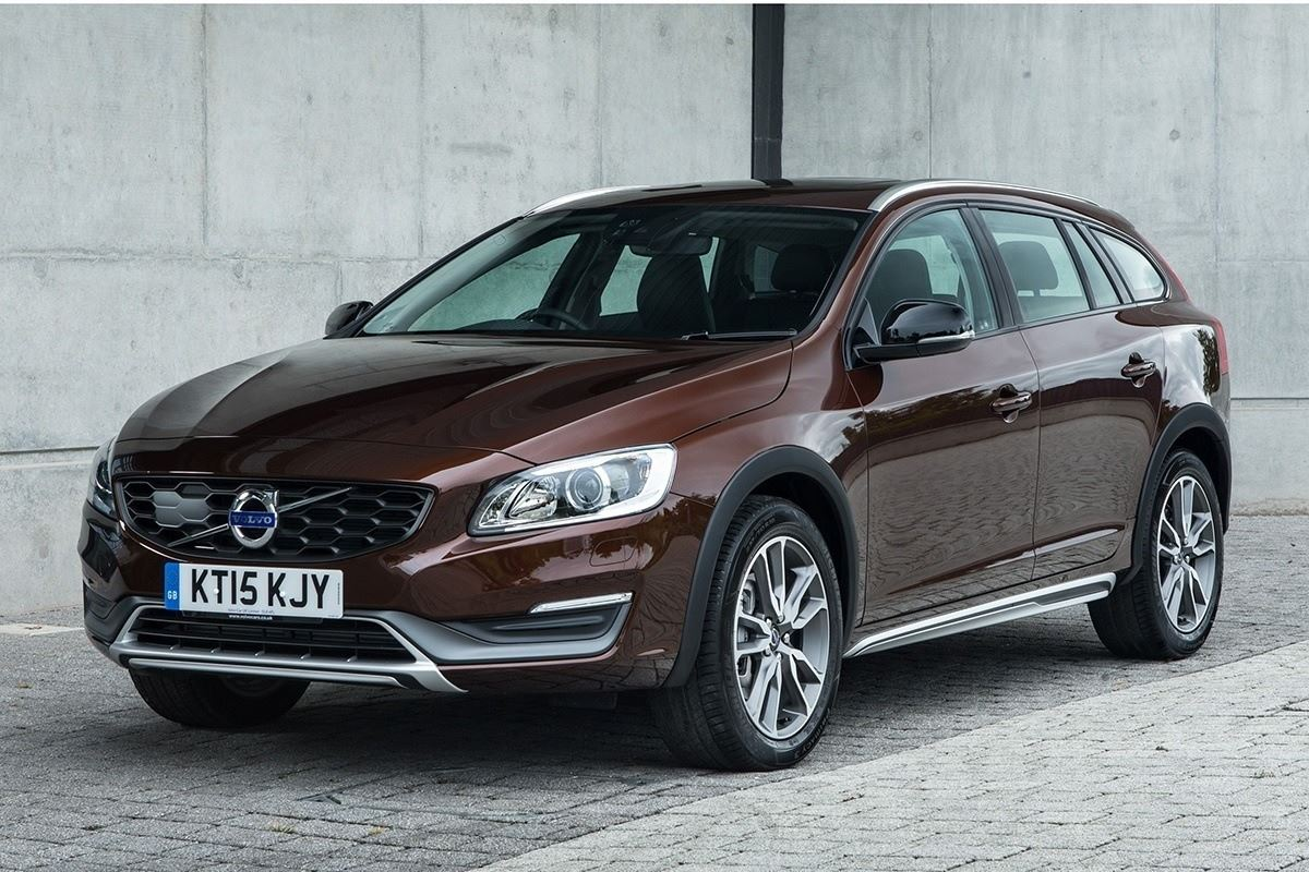 Volvo V60 Cross Country D4 2016 Road Test Road Tests Honest John