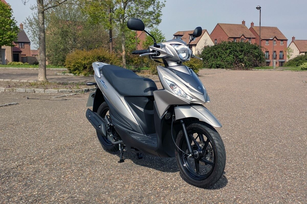 Review Suzuki Address 110 2016 Road Tests Honest John
