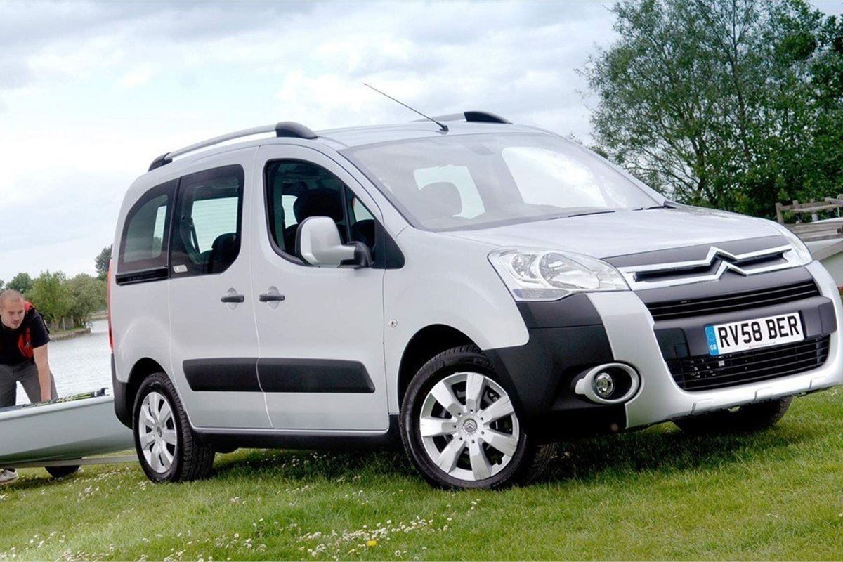 citroen berlingo multispace 2008 van review honest john. Black Bedroom Furniture Sets. Home Design Ideas