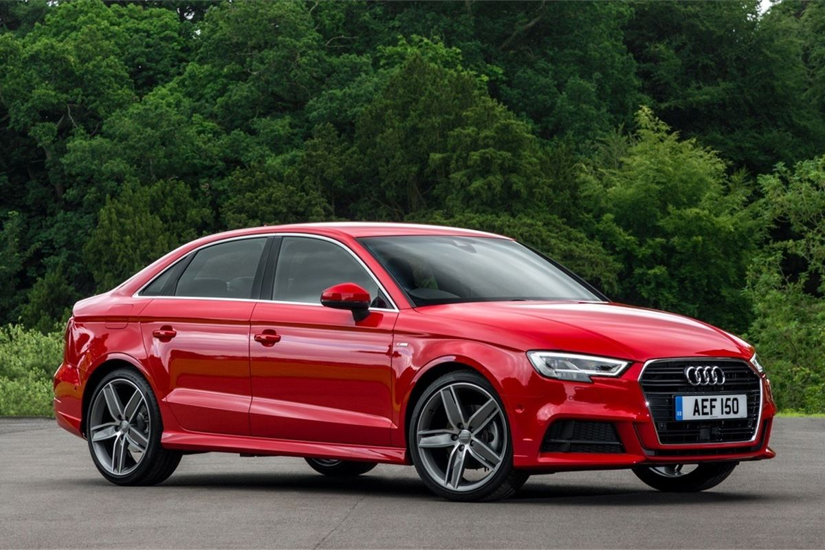 Cheap Used Cars For Sale >> Audi A3 Saloon 2013 - Car Review | Honest John