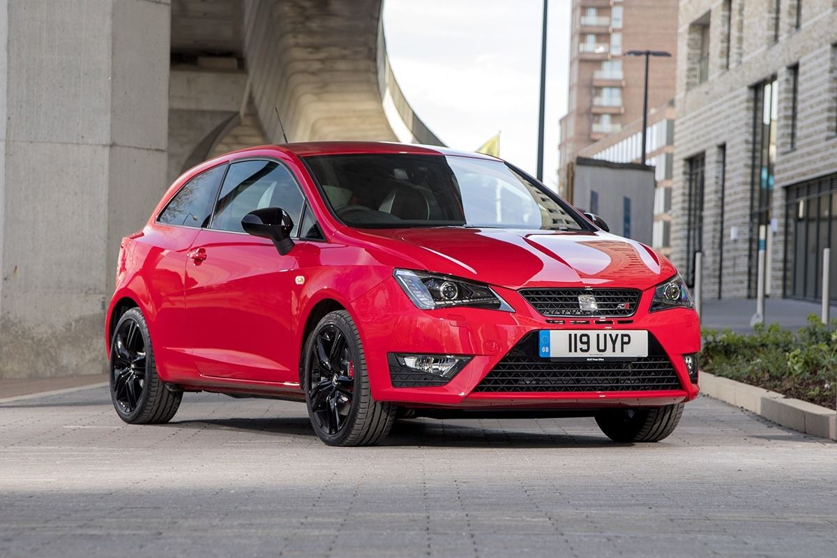 Seat Ibiza Cupra 2016 Road Test Road Tests Honest John