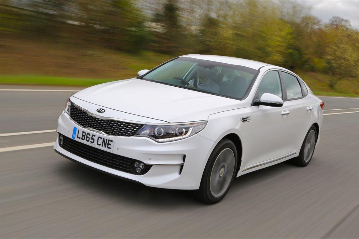 Used Kia Optima For Sale >> KIA Optima 2016 - Car Review | Honest John