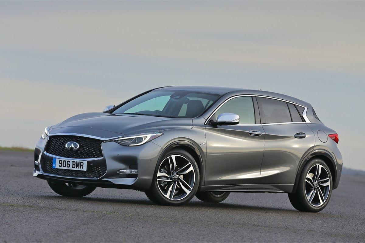 Mazda Lease Deals >> Infiniti Q30 2015 - Car Review | Honest John