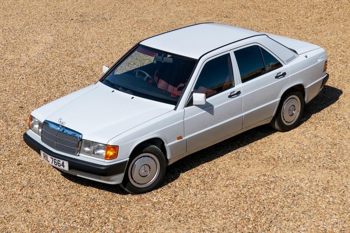 Mercedes benz 190 w201 classic car review honest john for Mercedes benz westminster colorado