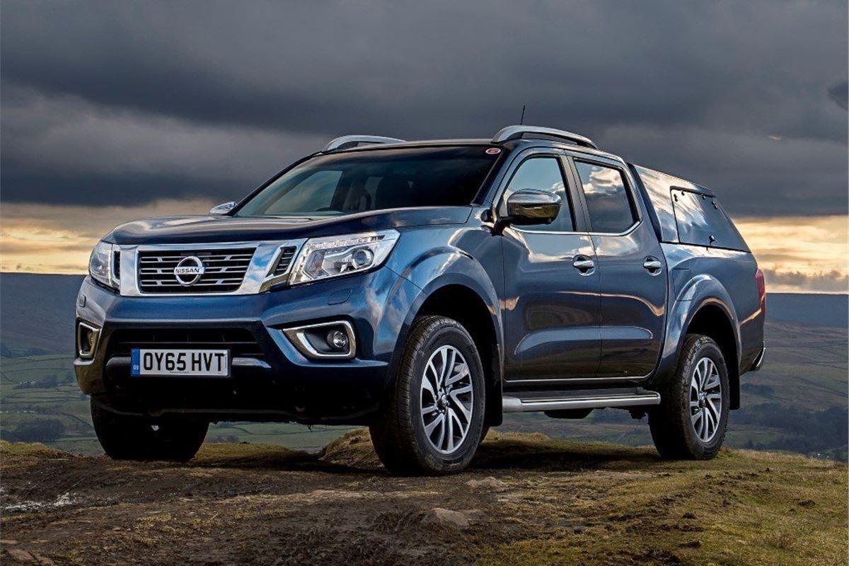 Nissan Work Van >> Top 10: Most economical pick-ups     Honest John