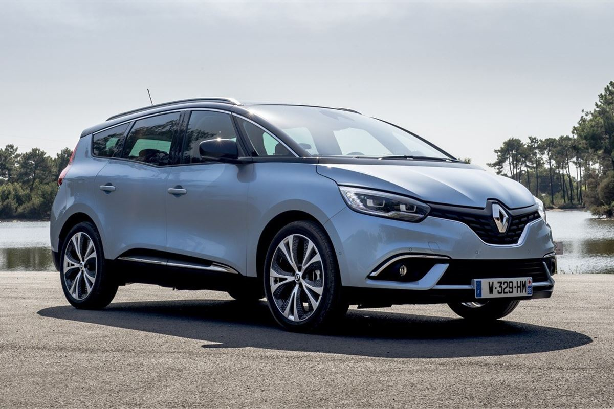 Renault Scenic Used Car Prices