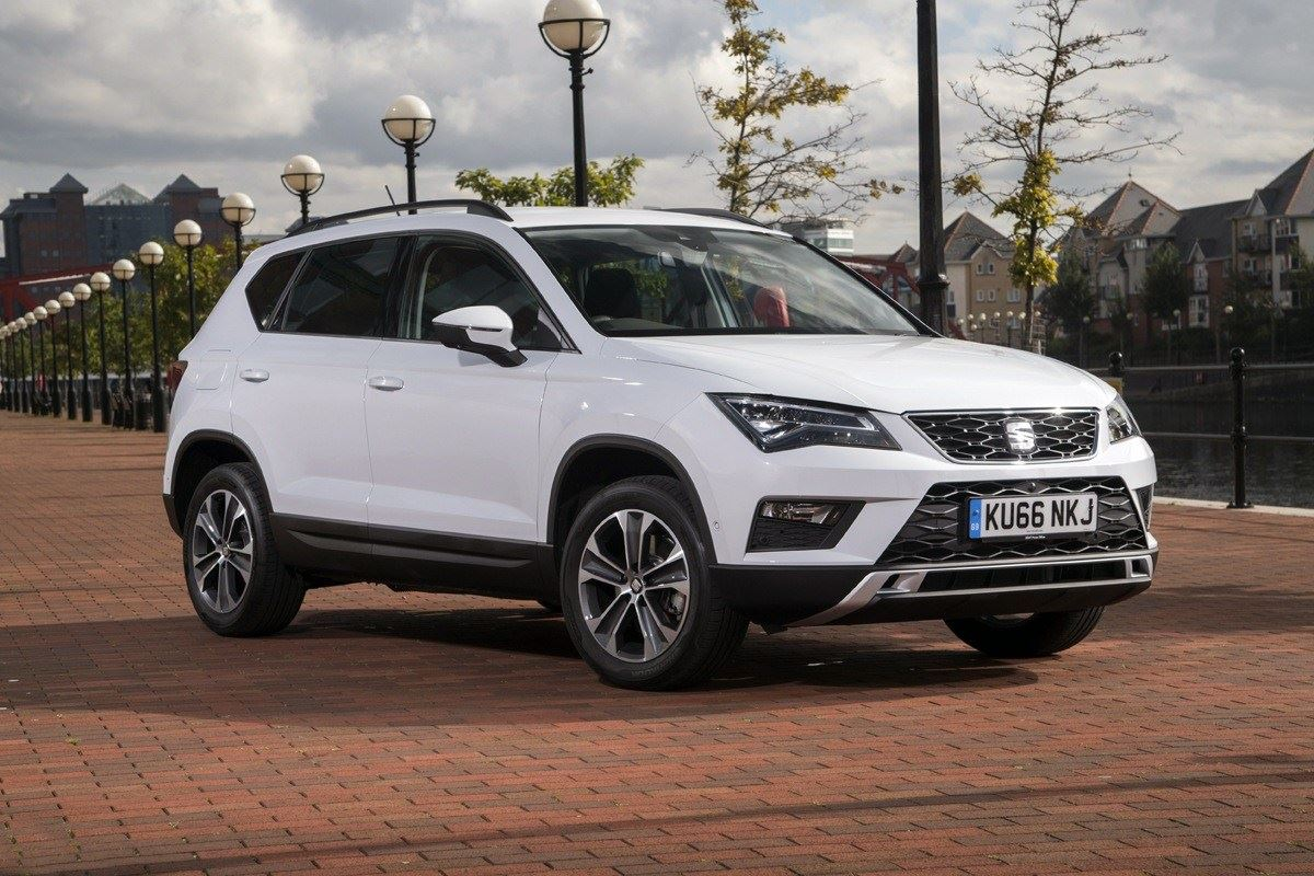 New Seat Ateca Cars For Sale New Seat Ateca Offers And