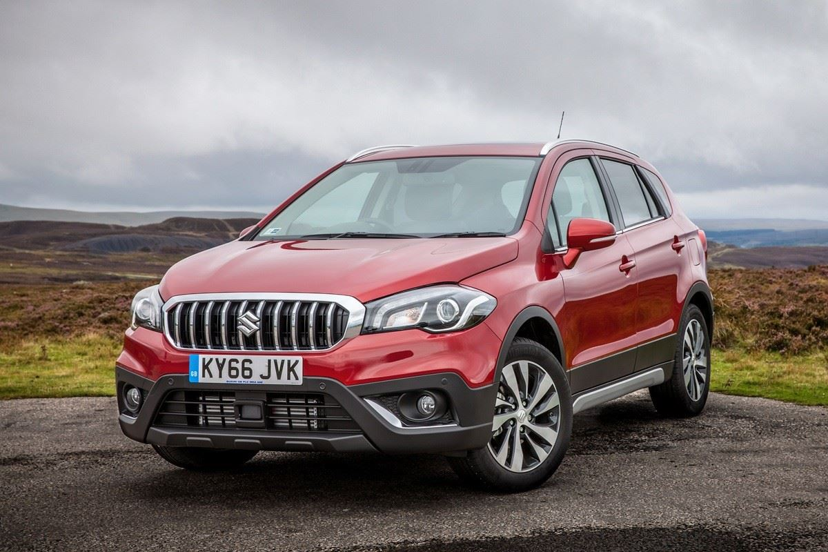 Audi Lease Deals >> Suzuki SX4 S-Cross 2013 - Car Review | Honest John