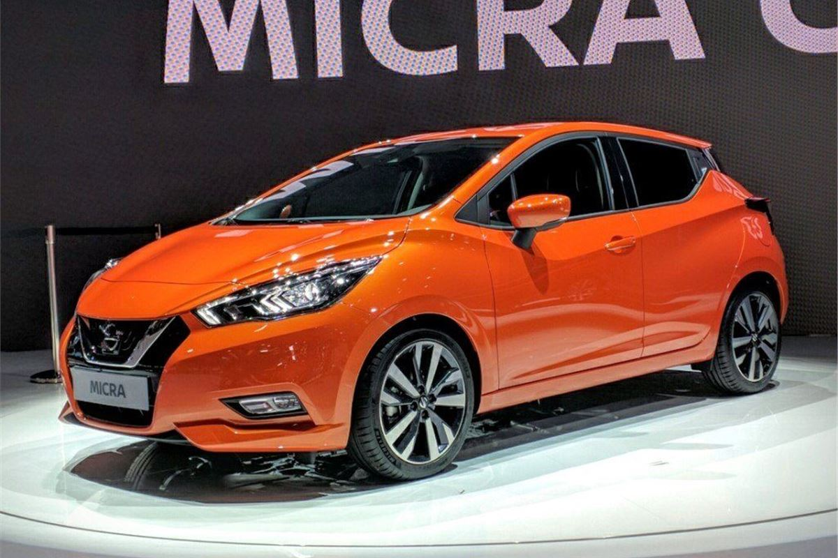 Paris Motor Show 2016 Nissan Launches New Micra