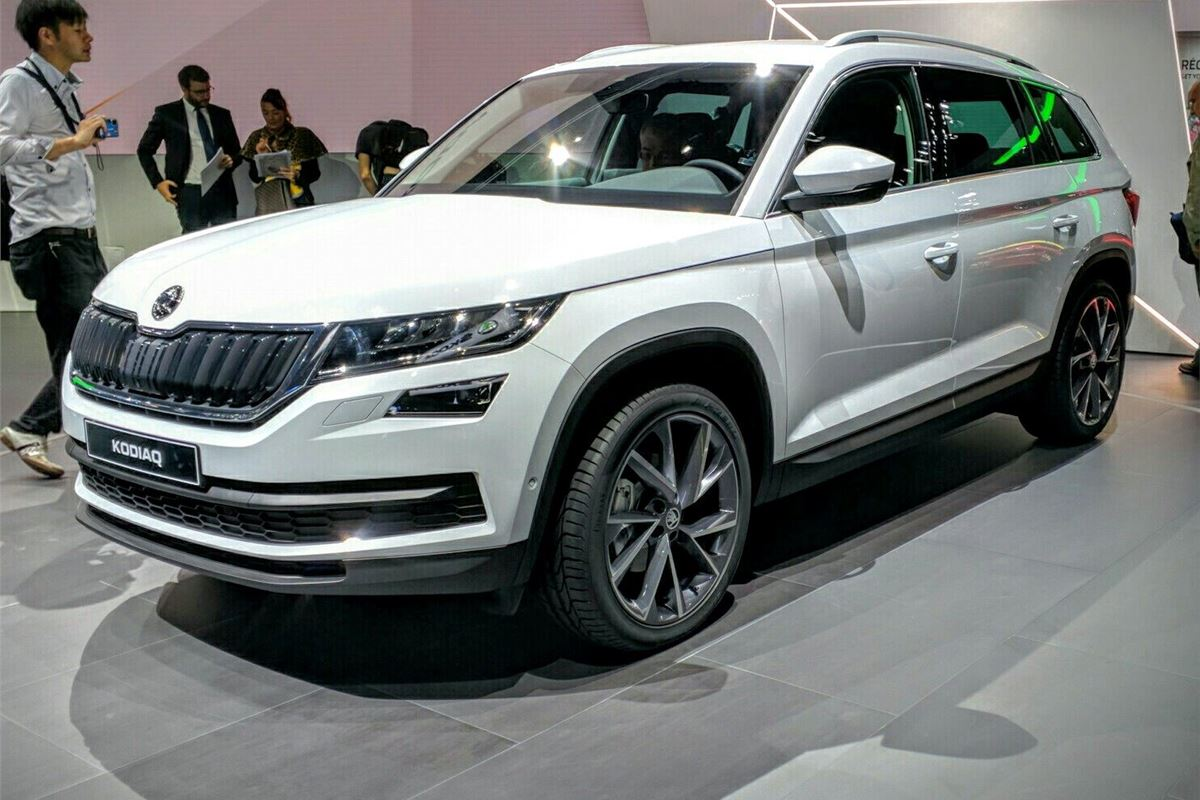 Skoda Kodiaq 2016 - Car Review | Honest John