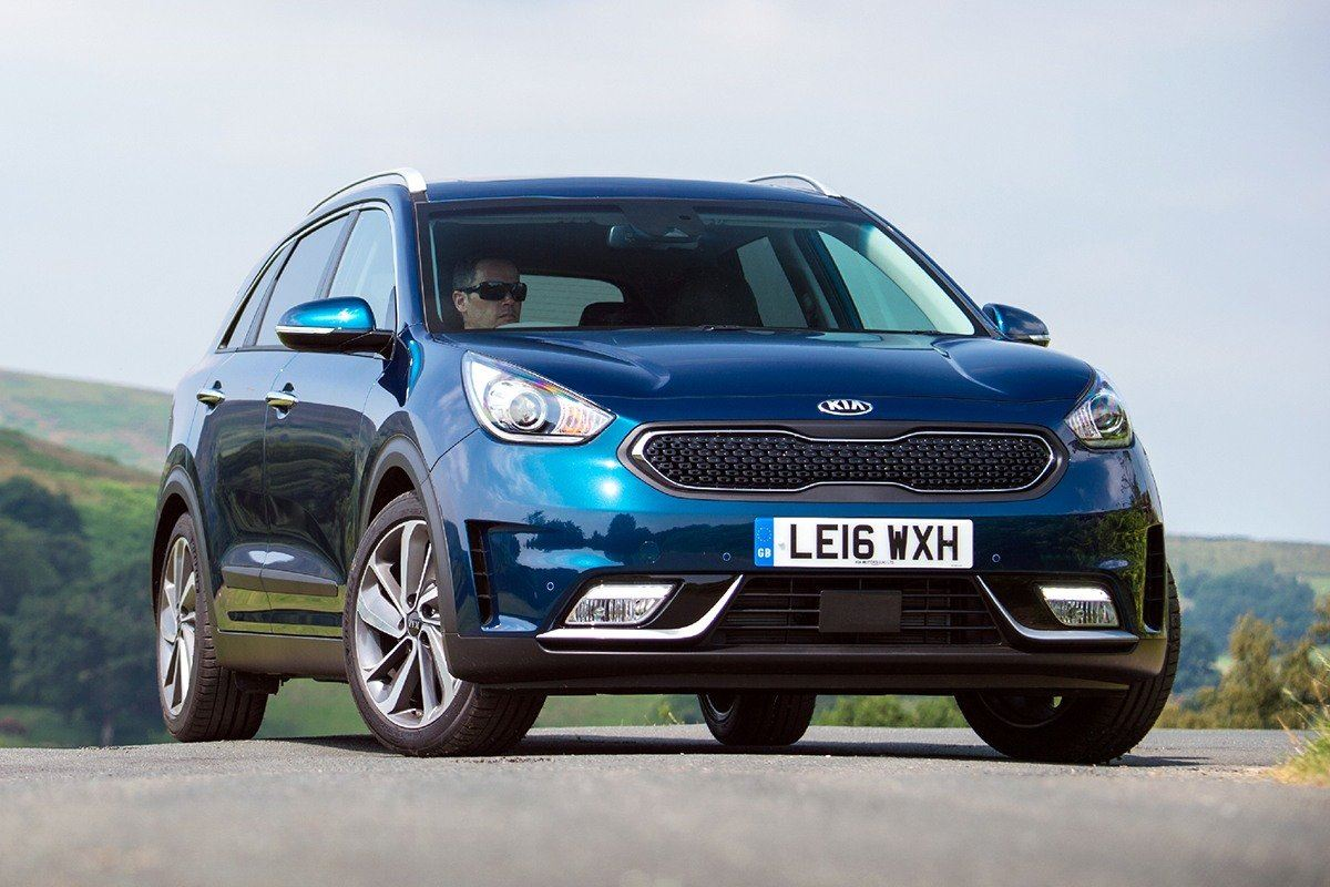 Kia Niro 2016 Car Review Honest John