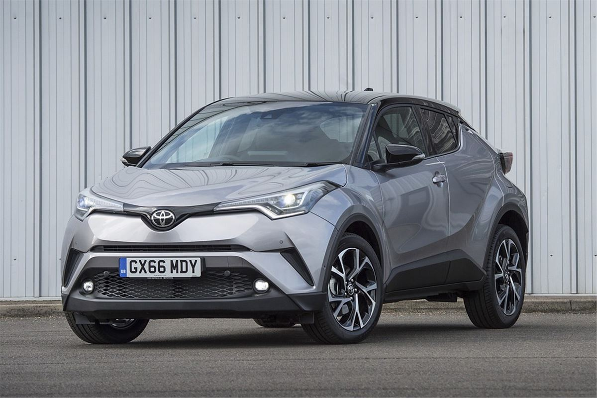 Cheap Cars For Sale >> Toyota C-HR 2016 - Car Review | Honest John