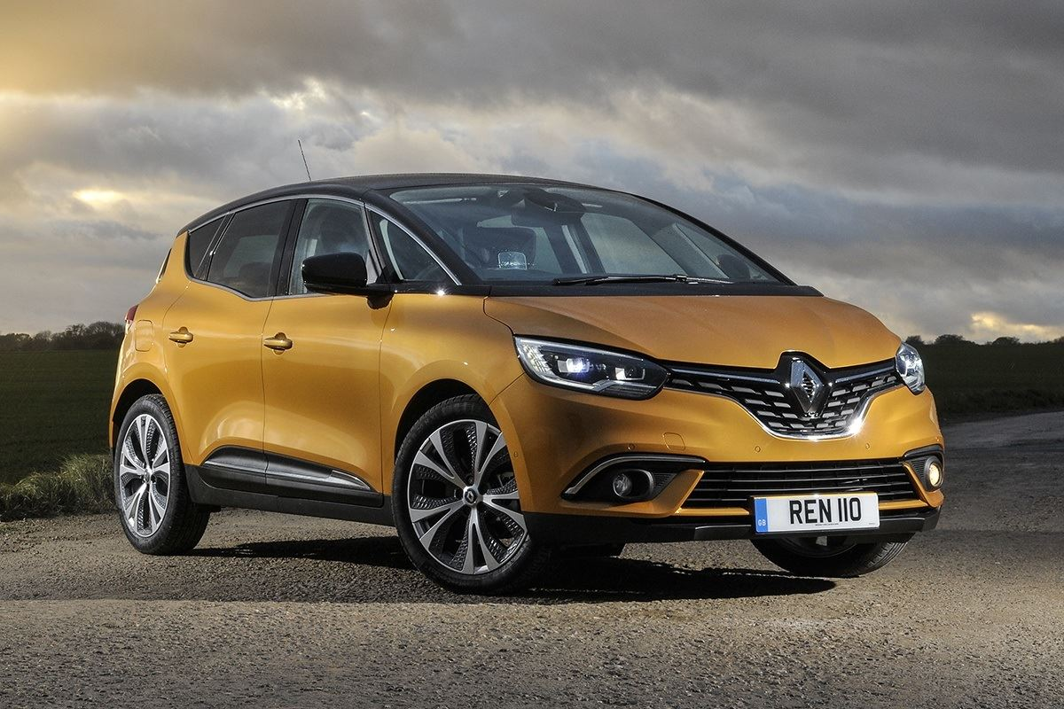 renault scenic  car review honest john