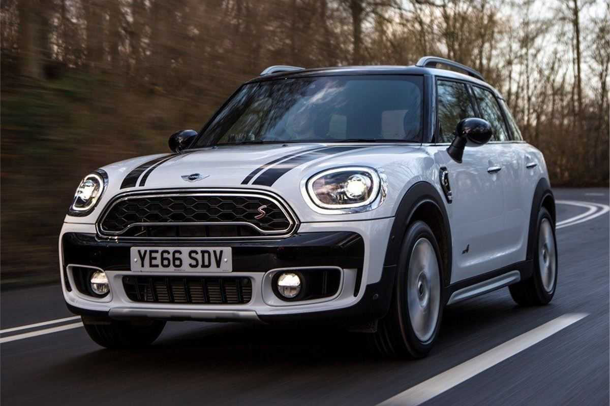 Mini Countryman S : mini cooper s all4 countryman 2017 road test road tests honest john ~ Melissatoandfro.com Idées de Décoration