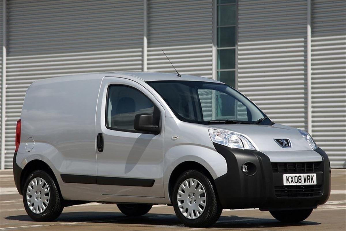 top 10 small used vans for sale under 10 000 honest john. Black Bedroom Furniture Sets. Home Design Ideas