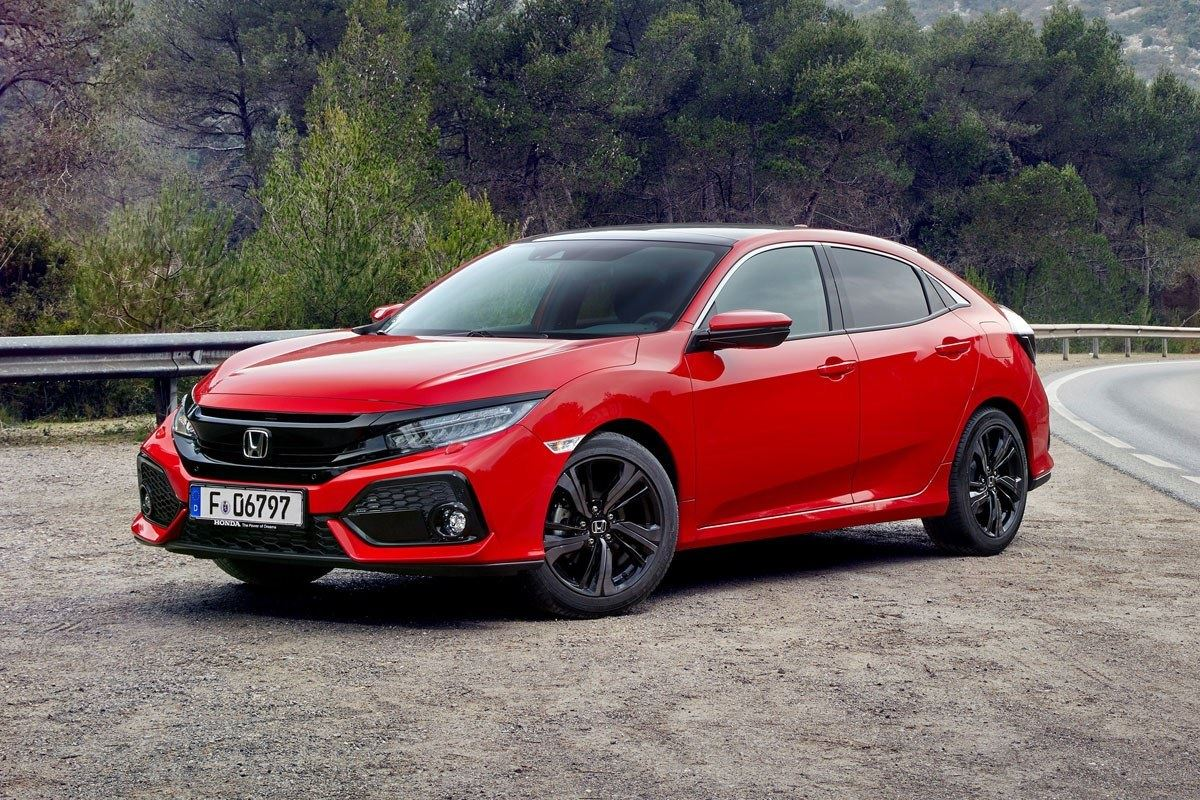 Honda Civic 1 0 Vtec 2017 Road Test Road Tests Honest John