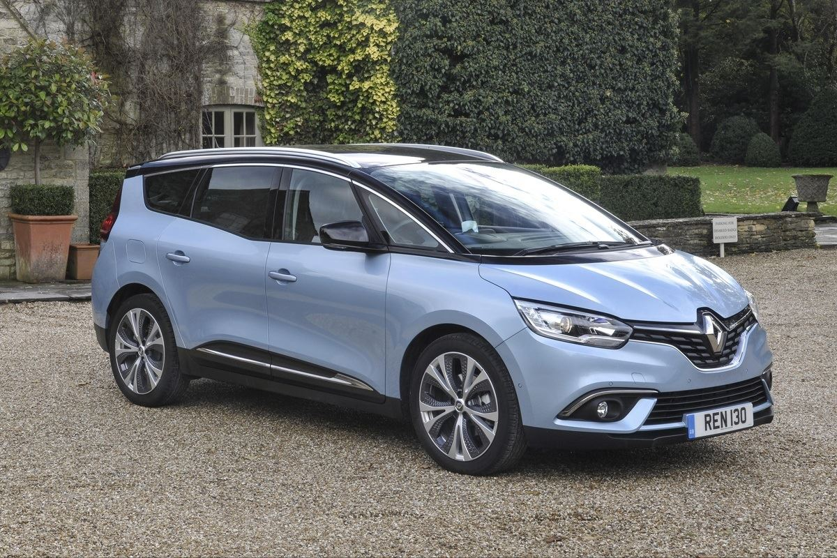Renault Grand Scenic 2016 - Car Review | Honest John