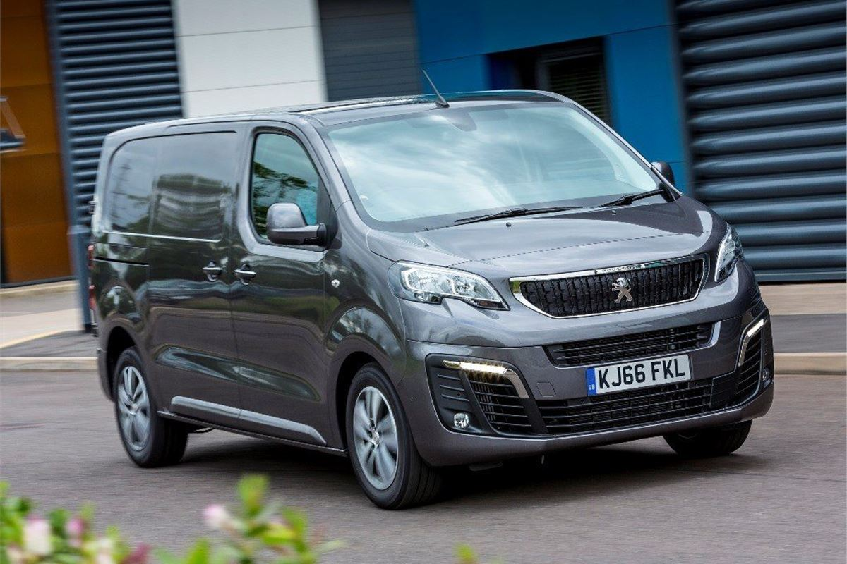Peugeot Expert 2016 Van Review Honest John
