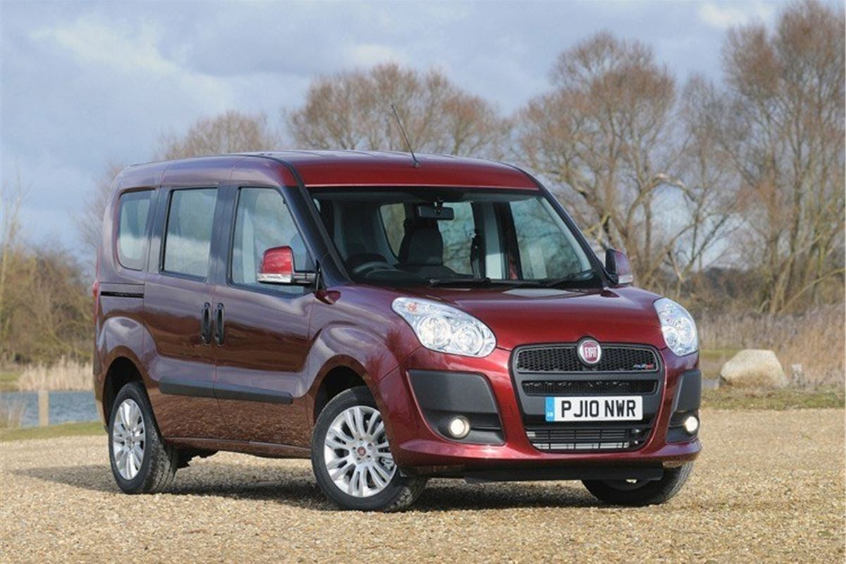 Fiat Doblo 2010 Car Review Honest John