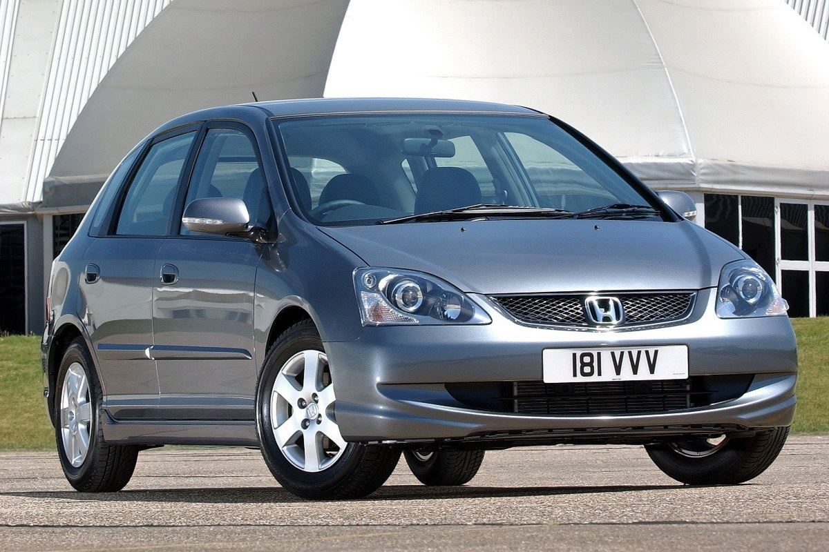 Honda civic 2001 car review honest john for How much to lease a honda civic
