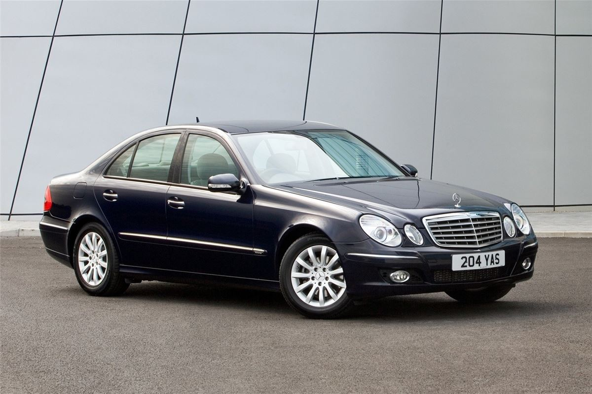 Mercedes-Benz E-Class W211 2002 - Car Review | Honest John