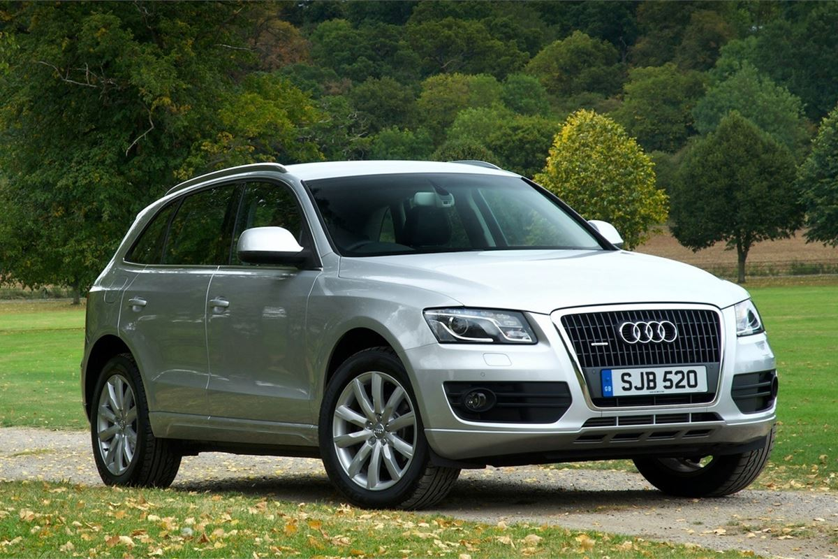 Used Audi Q5 For Sale >> Audi Q5 2008 - Car Review | Honest John