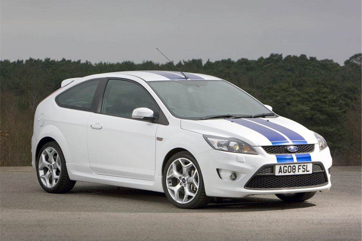 ford focus st 2005 car review honest john. Black Bedroom Furniture Sets. Home Design Ideas
