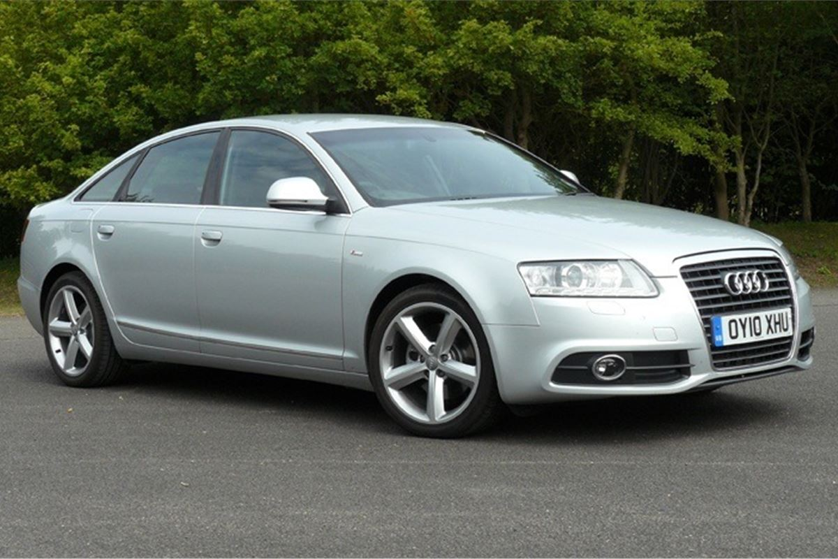 Audi A6 2004 Car Review Honest John