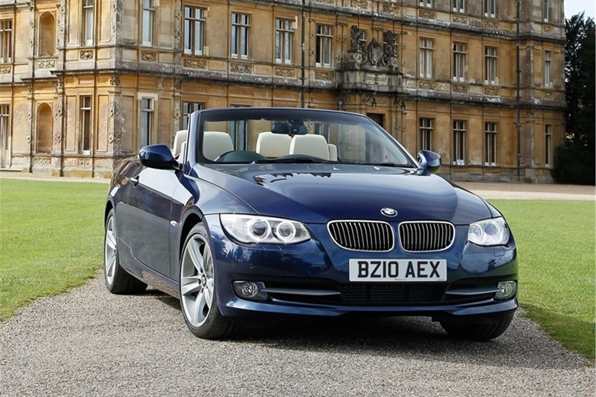 bmw 3 series convertible e93 2007 car review honest john. Black Bedroom Furniture Sets. Home Design Ideas