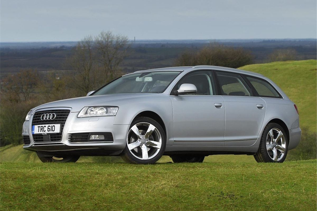 Cheap Used Cars For Sale >> Audi A6 Avant 2005 - Car Review | Honest John