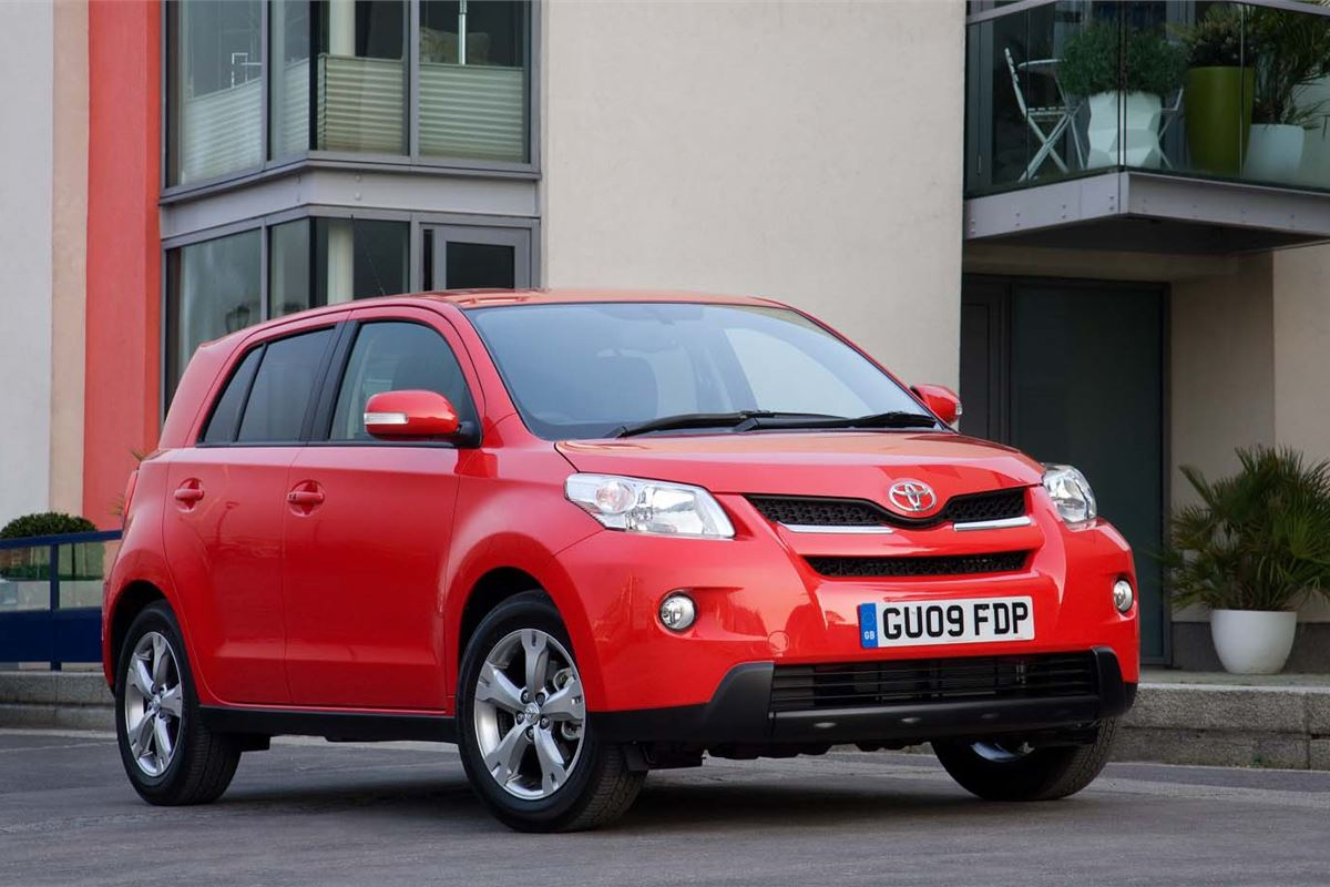 Cheap Car Leasing >> Toyota Urban Cruiser 2009 - Car Review | Honest John