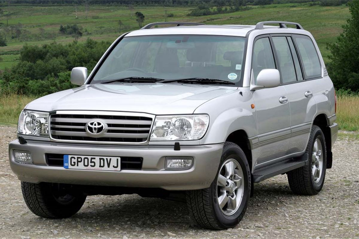 Best Suvs To Lease >> Toyota Landcruiser Amazon 1998 - Car Review | Honest John