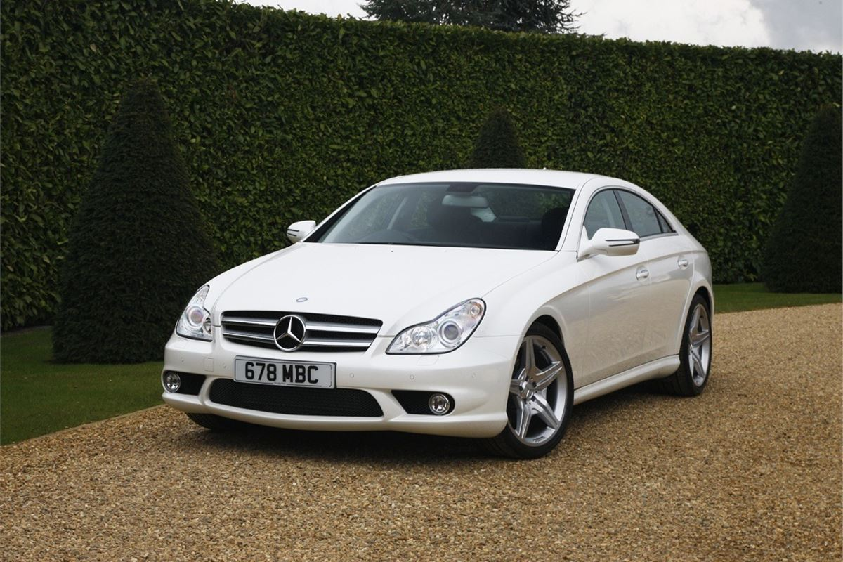 Used Mercedes Cls Amg